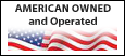 We are American Owned and Operated Since 1997