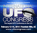 Meet Us 2014 International UFO Congress!