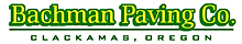 Bachman Paving Company