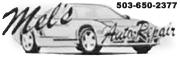 Mel's Auto Repair