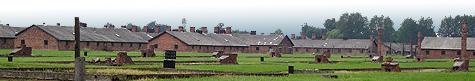 Auschwitz - Birkenau in Poland