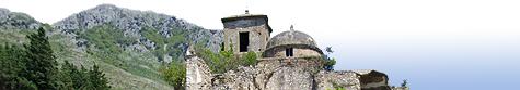 Ruins of San Pietro Infine, Italy