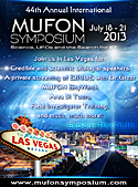 Meet Us at 2013 MUFON Symposium!
