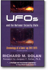 UFOs and the National Security State: 1941-1973 by Richard Dolan »